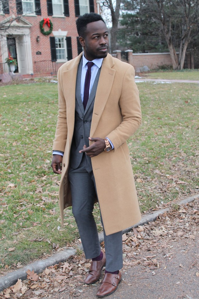 The Upper Echelon Blog Christmas Holiday Menswear Fashion Style 1