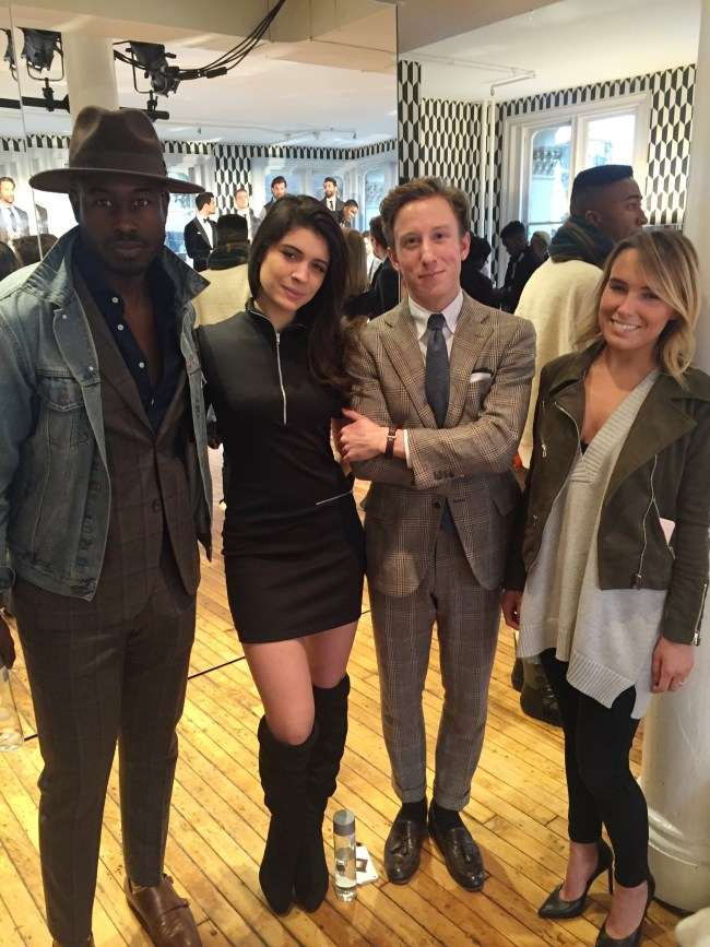 Justin Great Suit Supply New York Mens Fashion Week 2016 NYFWM