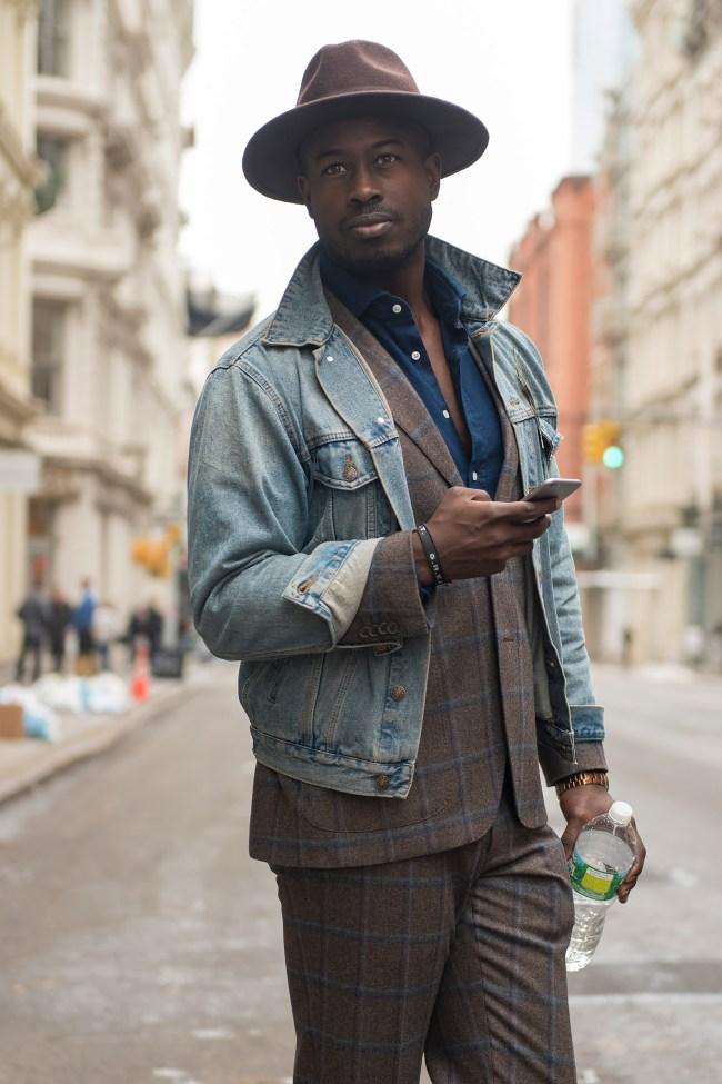 NYFWM Justin Great New York Times Fashion Week 2016 1