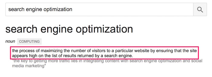 search engine optimization Wikipedia