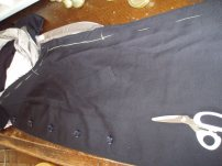 alterations to danco coat