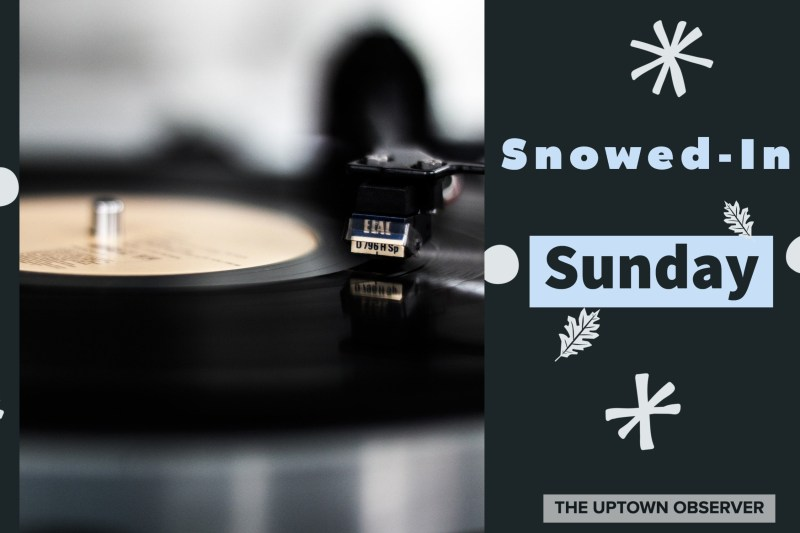 snowed-in; snowed-in sunday; kenosha; kenosha journalist; uptown observer