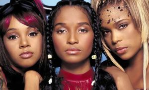 TLC-Left Eye, Chilli and T-Boz