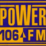Power 106 logo
