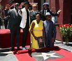 Luther walk of fame 1