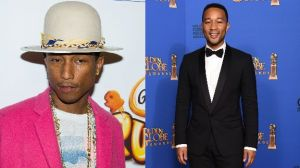 Pharrell and John Legend