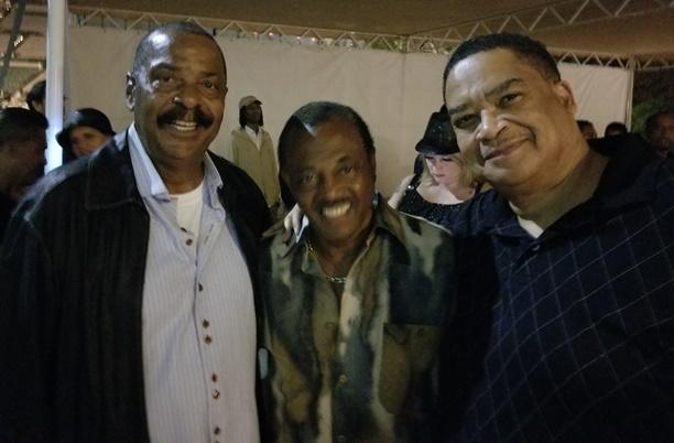 Kevin, Kool and Eddie