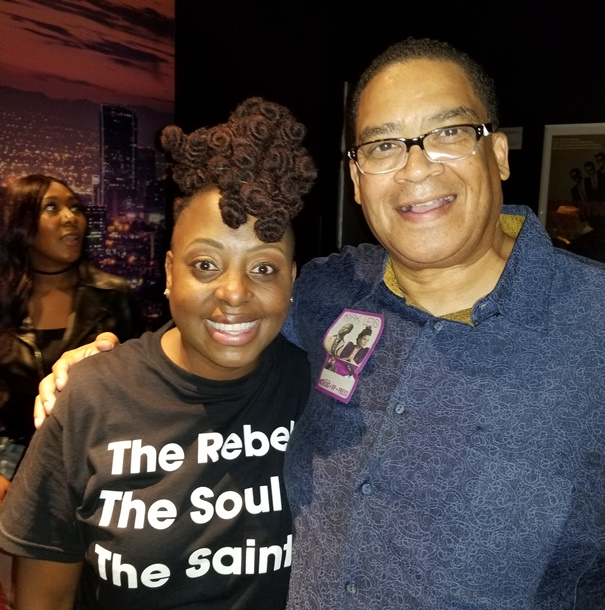 Kevin and Ledisi