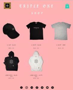 triple one clothing