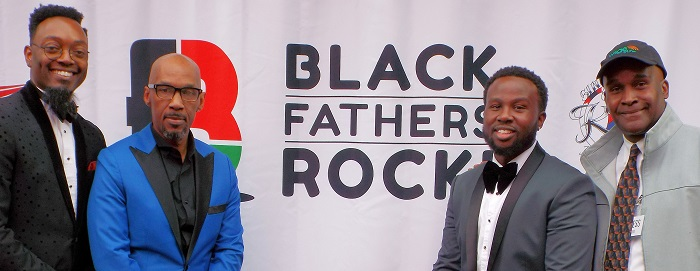 Black Fathers Rock! Event