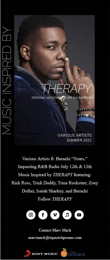 """Therapy Ft. Barachi """"Yours,"""""""