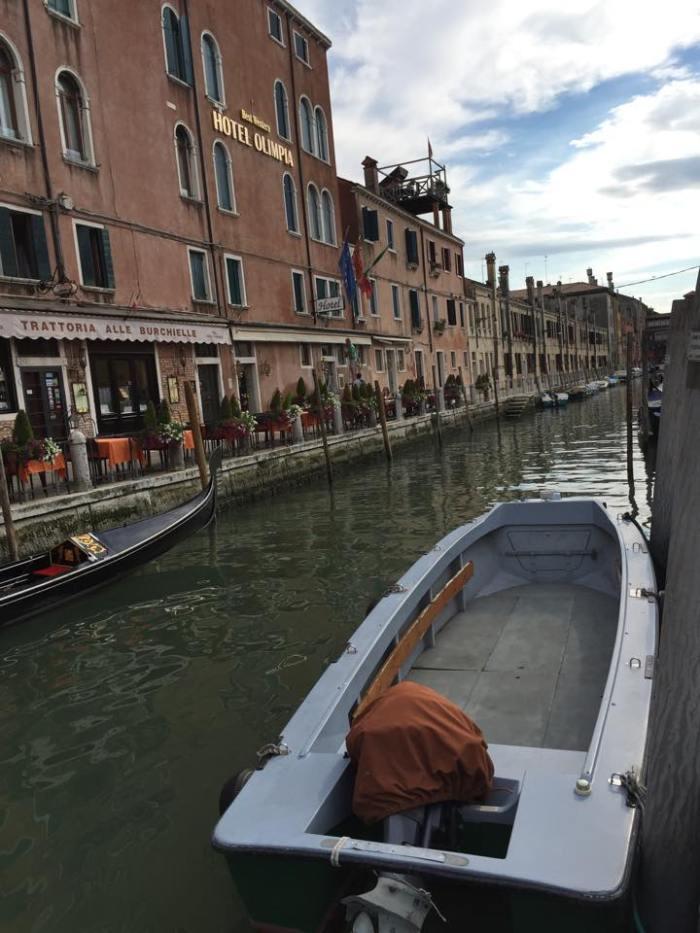 Venice, Italy, Europe, Grand Canal, Boat, Gondola, Travel