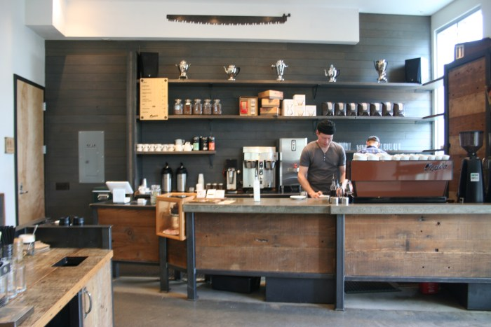 Coffee, Portland, Oregon, Shops, Coffee Shops, Coava, Coava Coffee, Coava Coffee Roasters