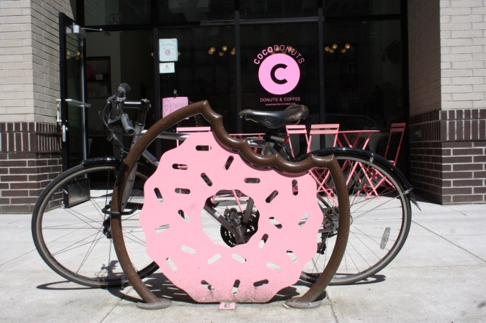 Donuts, Doughnuts, Portland, Oregon, Travel, Desserts, Coco Donuts, Coco