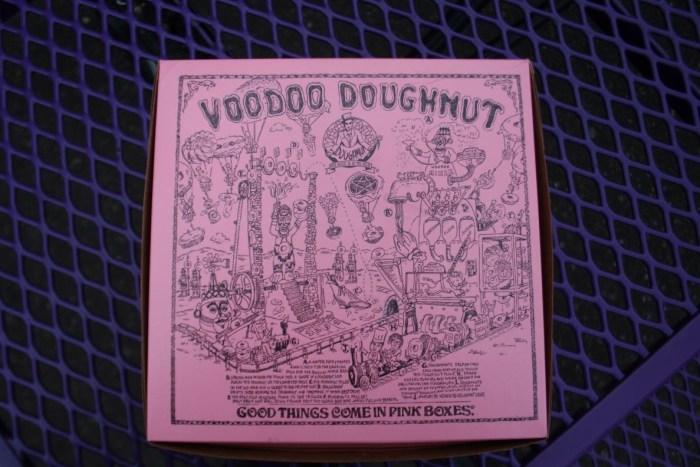 Donuts, Doughnuts, Portland, Oregon, Travel, Desserts, Voodoo Doughnuts, Voodoo