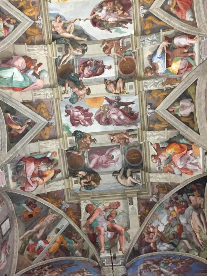 Rome, Vatican, Italy, travel, Europe, friends, St. Peter's Basilica, The Vatican Museum, Sistine Chapel, history, Roman history