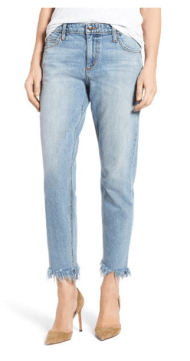 Nordstrom, jeans, frayed jeans, frayed hems, frayed, Half Yearly Sale, Sale, Nordstrom sale, women's fashion, fashion, casual