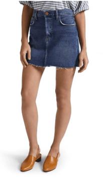Nordstrom, denim, denim skirt, skirt, Half Yearly Sale, Sale, Nordstrom sale, women's fashion, fashion, casual