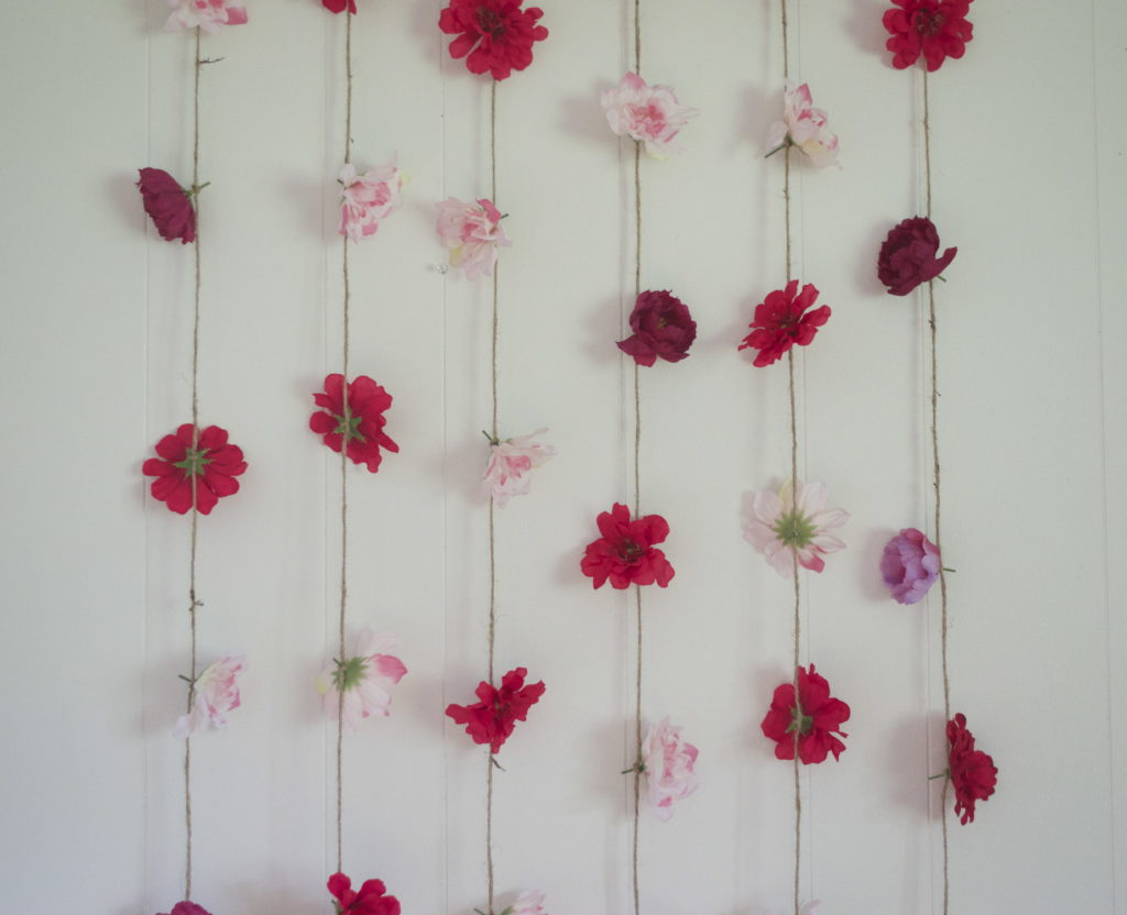 Flower Wall Hanging DIY on Hanging Wall Sconces For Flowers id=28608