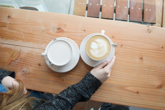Guilder, PDX, coffee, coffee shops, shops, series, latte, mocha, industrial, new
