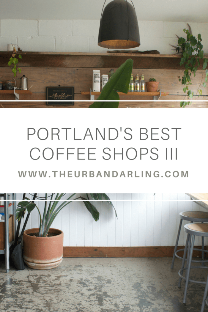 Portland, Oregon, coffee, coffee shops, local, Guilder, Barista, Figlia Americana, Prince Coffee, dutch, itlalian, american, latte, mocha, series