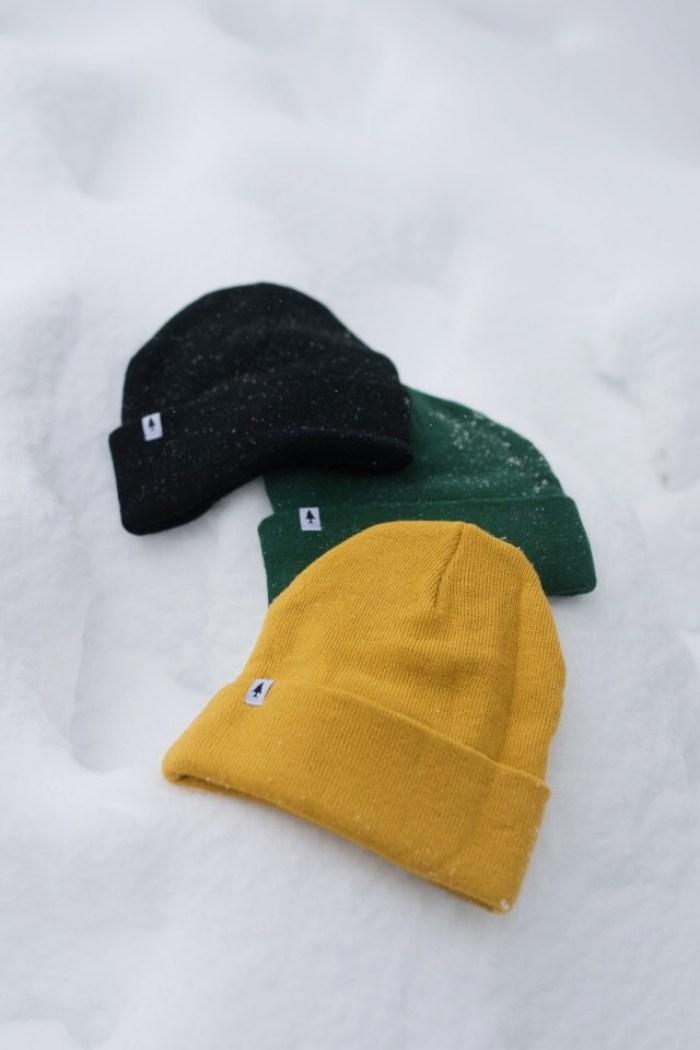 Timberline Lodge, Mt. Hood, ski, snowboard, area, Tinlid, Tinlid Hat Company, Oregon, beanies, winter, snow, evergreen, trees