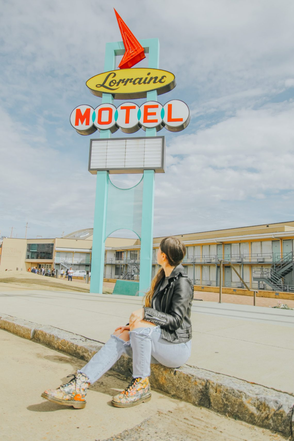 National Civil Rights Museum, NCR Museum, Lorraine Motel, MLK, Martin Luther King. Jr, civil rights, Memphis, Tennessee, Memphis Travel Guide, travel guide, The Best Instagram Spots in Memphis, travel, The Urban Darling, blog, blogger.