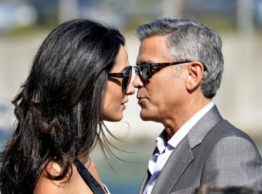 George Clooney Amal marriage