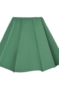 Choies green skirt