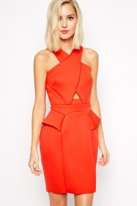 River Island @ASOS dress