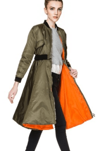 Pixie Market detachable_coat