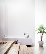 Modern-bathroom-with-wood-elements