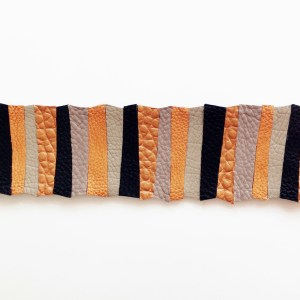 accesoriu geanta portocaliu negru AGS007 mydreambag sashaccessories