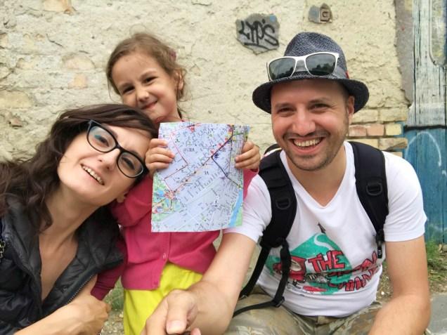 urban family vacation