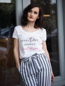 tricouri Gia serial readers