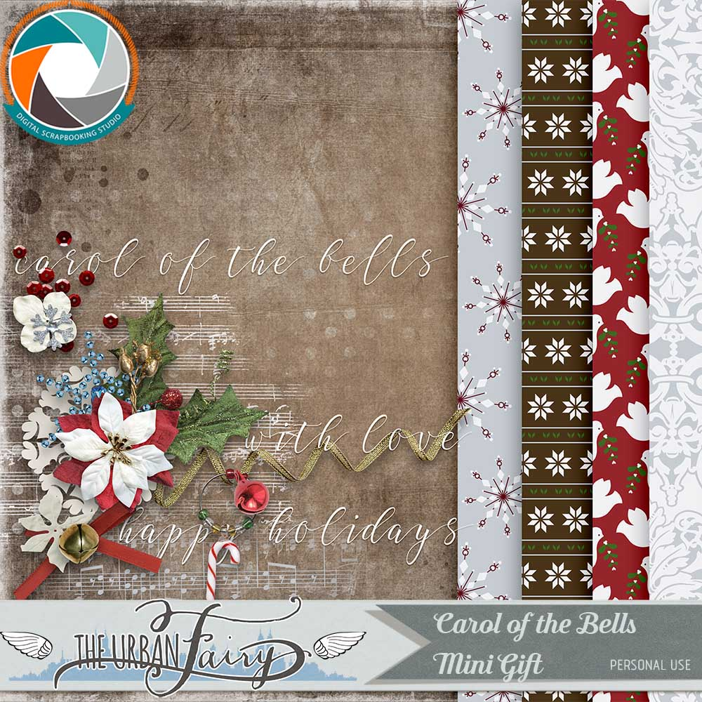 Carol of the Bells – Mini Freebie