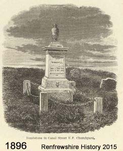 Tannahills Grave