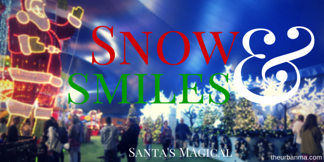 Santa's Magical Kingdom 2014 Melbourne