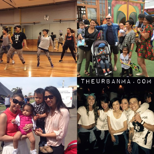 The Urban Ma weekend Oct 2014