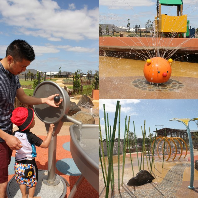 Water park Werribee collage The Urban Ma jacqfruit