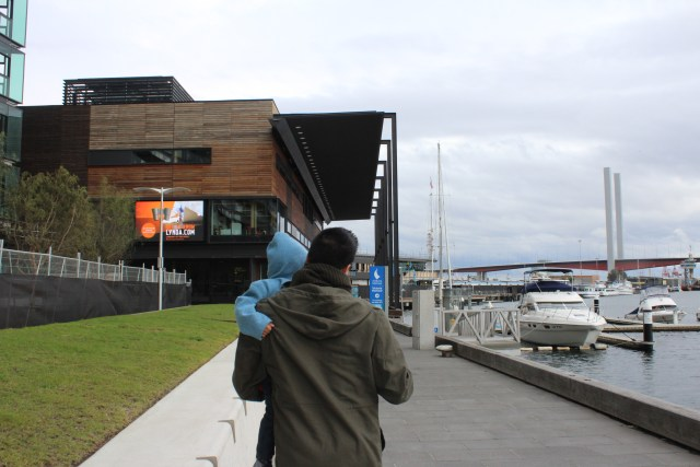 Docklands The Library Melbourne