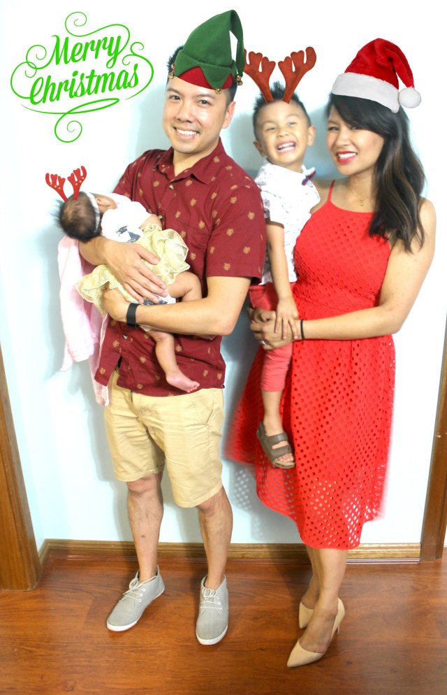 Christmas Eve 2015 The Yuans