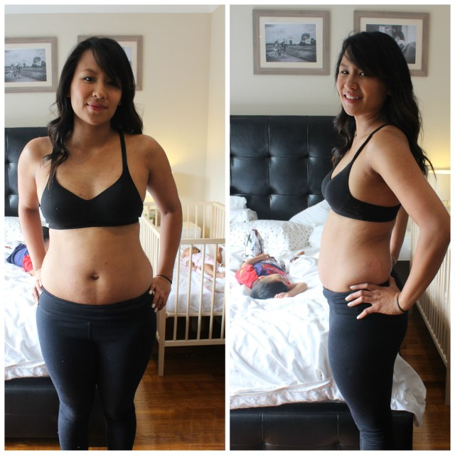The Urban Ma 2 months post partum