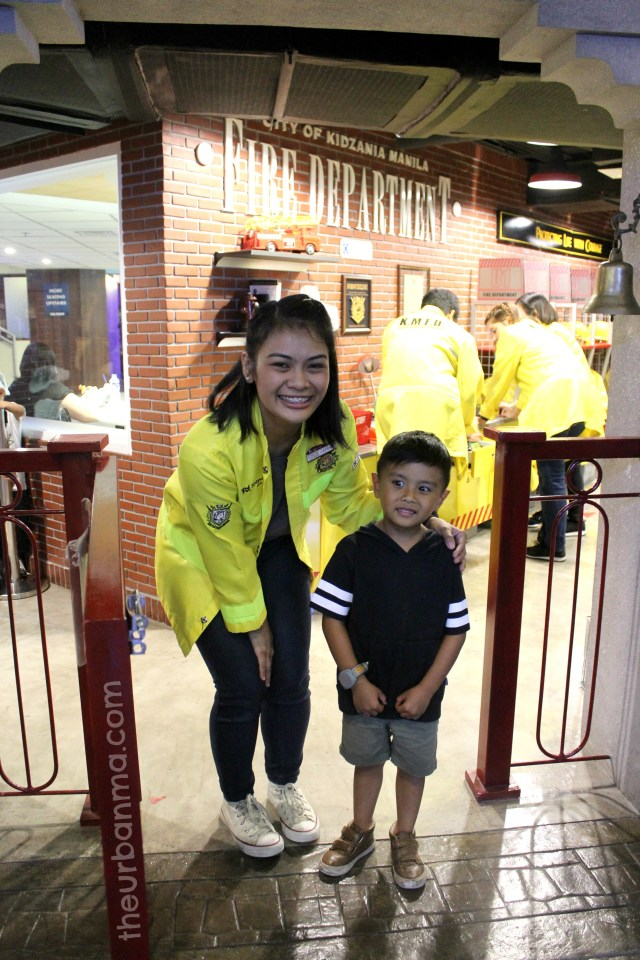 Kai Kidzania Manila blog review Melbourne