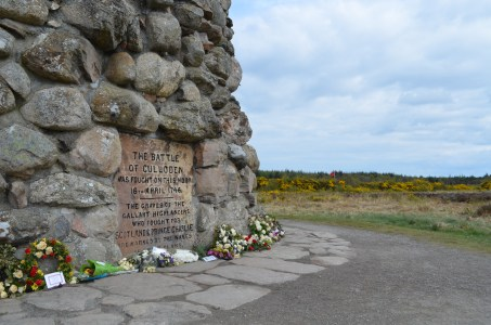 Culloden Battlefield Scotland Highlands