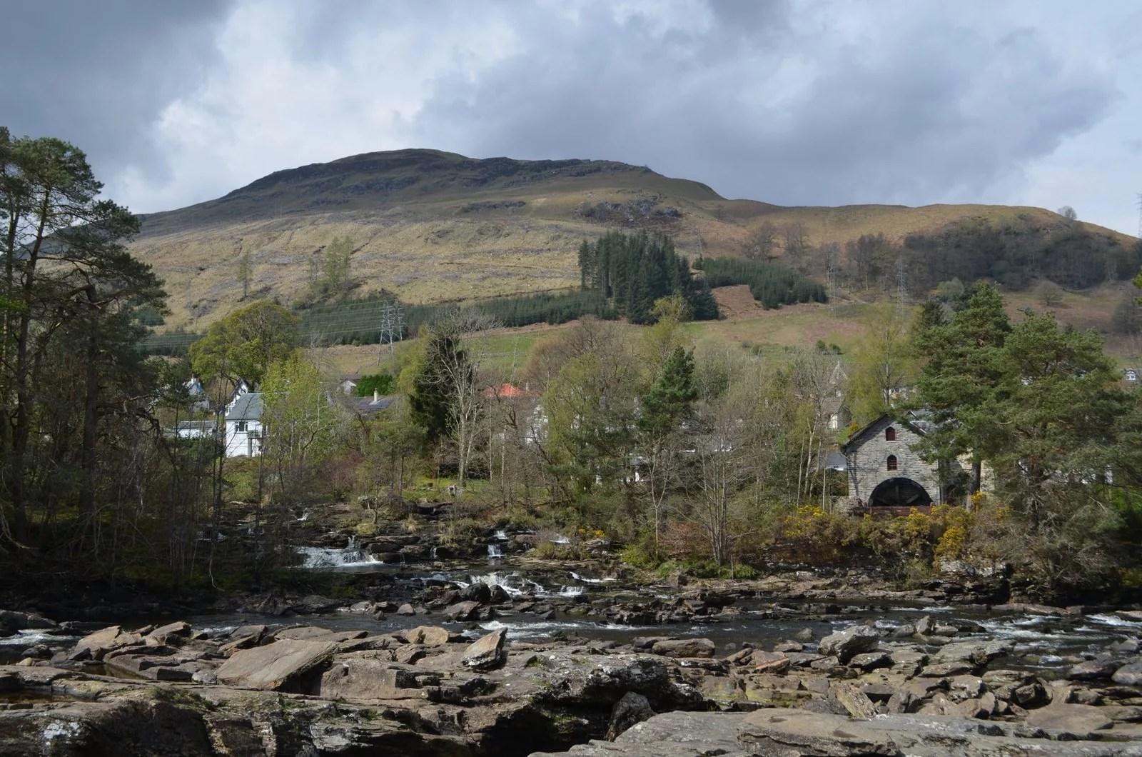 Killin Highlands Scotland