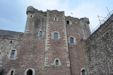 Castle Leoch Doune Castle