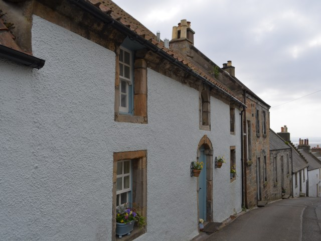 Culross, Fife, Scotland