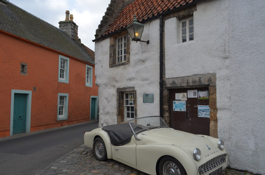 Culross, Fife Scotland