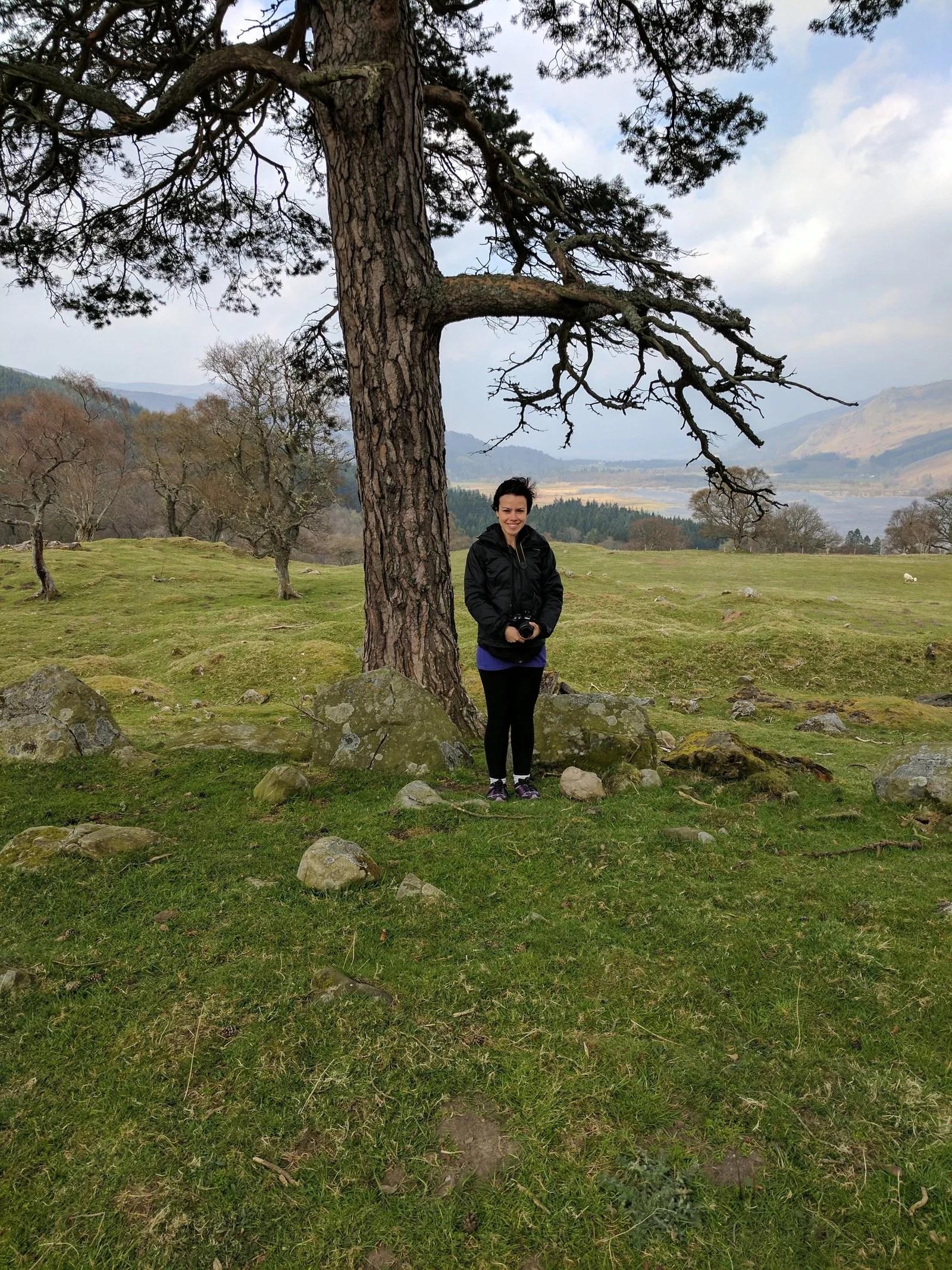 Fairy Hill Scotland Highlands